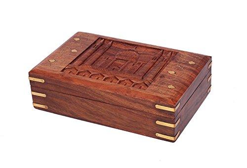 wooden-jewelry-trinket-box-organizer-keepsake-storage-chest-with-hand-carved-worlds-seventh-wonder-t