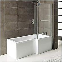Suchergebnis Auf Amazonde Für Badewanne Mit Tür Und Dusche