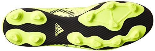 Adidas Performance X 15.4 Chaussures de football, noir / choc Mint / blanc, 6,5 M Us Solar Yellow/Core Black/Solar Yellow