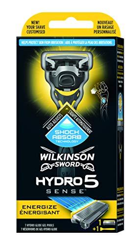 Wilkinson Sword Hydro Sense Rasierer, 1er Pack (1 x 1 Stück)