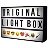 Locomocean Light Up Your Life Cinematic A4 Lightbox, Plastic