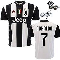 Juventus Replic Jersey Personalizado Ronaldo 7 PS 27365 + CD Titular (10 Edad)