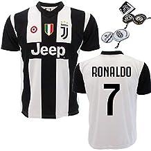 Juventus Replic Jersey Personalizado Ronaldo 7 PS 27365 + CD Titular (12 Edad)