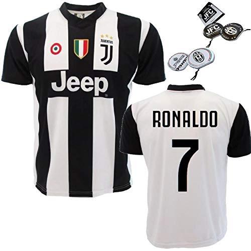 Juventus Replic Jersey Personalizado Ronaldo 7 PS 27365 + Cepillo de Dientes (Medium)