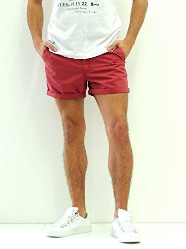 Napapijri Nobley bermuda uomo pantaloni corti N0Y4ZT (36, R53 HEART)