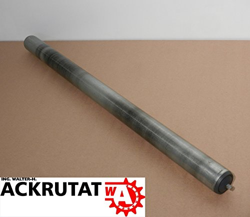 5 Normrolle Tragrolle Untergurtrolle Förderband Rollex Rolle RL=790 mm Ø50 mm -
