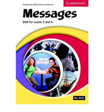 [(Messages Levels 3 and 4 DVD (PAL/NTSC) with Activity Booklet)] [Author: Efs Television Production] published on (November, 2006) Pal-dvd Ntsc-tv