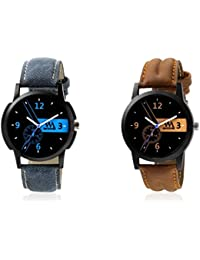 Watch Me Stylish Watches For Boys And Men Combo Gift Set