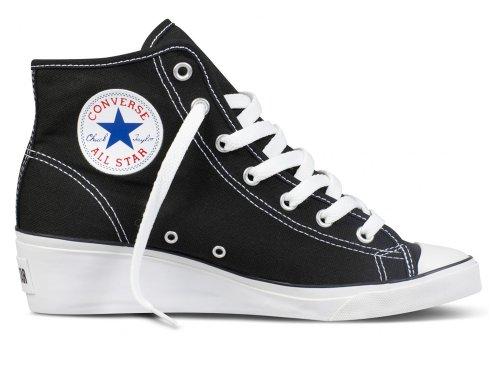 Converse, Sneaker donna Bianco-Nero