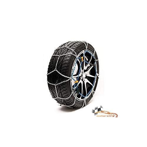 HABILL-AUTO Chaines Neige 9mm Premium Tension s Automatique 225/65 R15-225 65 15-225 65 R15