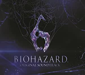 Biohazard 6 Original Soundtrac