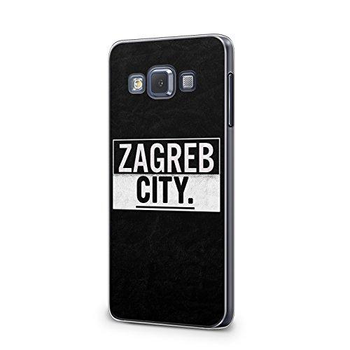 ZAGREB City Samsung Galaxy J5 Hardcase Hülle Cover Case Schale Kroatien Hrvatska Croatia
