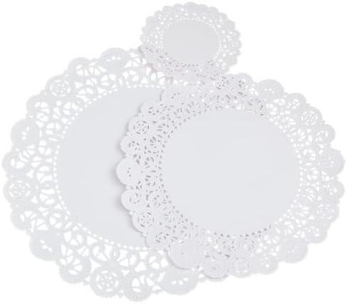Regency Paper Lace Doilies Combo Pack 12 12 12 each 4, 8 10 by Regency Wraps | Up-to-date Stile  | Vendita Calda  | La Vendita Calda  b8642f