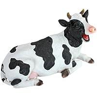 Amazon Fr Vache Decorative Resine Jardin