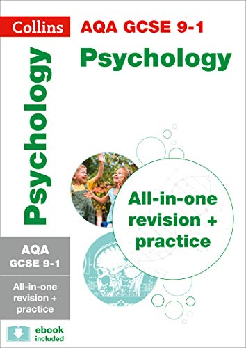 Grade 9-1 GCSE Psychology AQA All-in-One Complete Revision and Practice (with free flashcard download) (Collins GCSE 9-1 Revision)