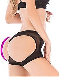 8fbc7445f SAYFUT Women s Butt Lifter Boyshorts Seamless Shaper Panty Hip Enhancer  Shaping Briefs Booty Push Up Shapewear