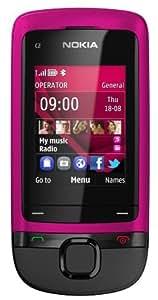 Nokia C2-05 - pink