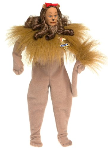 Barbie Ken as the Cowardly Lion in the Wizard of (Wizard Of Oz The Lion)