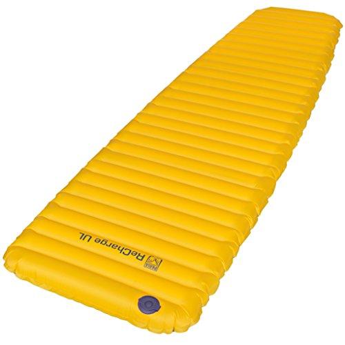Paria Outdoor Products Recharge-Schlafmatte - Ultraleichtes, isoliertes Luftmatratze - Perfekt für Backpacking, Bikepacking, Kajakfahren und Camping