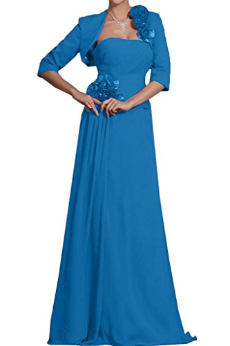 Missdressy -  Vestito  - plissettato - Donna Blau
