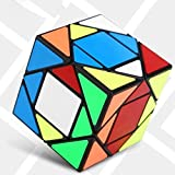 CRAZYON New Creative Irregolare a Forma di cubo Classroom Irregolare Cube New Structure Magic Cube Color Mixing