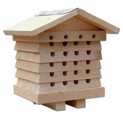 Wildlife World Solitary Bee Hive Test