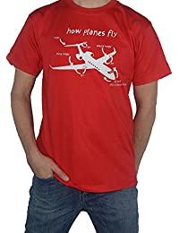 How Planes Fly T-Shirt - Magic and Science