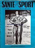 SANTE ET SPORT [No 101] du 01/07/1973 - LE PROF. HENRI FAGOT - ROGER MOORE - TONY CURTIS - ROY DUVAL...