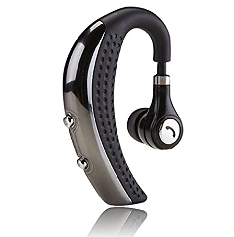 SEGURO BT-1 Wireless Bluetooth Headphones with Microphone Bluetooth 4.1 Hanging-Ear Bluetooth Headset with mic 180 degrees Hands-free Noise Cancelling Call Earbuds Sport Earphones for iPhone 7 6 6 6S Plus,Samsung S7 Note 5 Android Phone Smart Phone and Other Driving car Bluetooth Devices