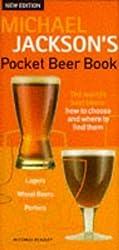 Michael Jackson's Pocket Beer Book 1998 by Michael Jackson (1997-09-18)
