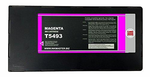 Ink Master - Cartuccia compatibile EPSON T5493 MAGENTA per Epson Stylus Pro 10600