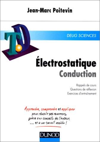 TD d'électrostatique : Conduction
