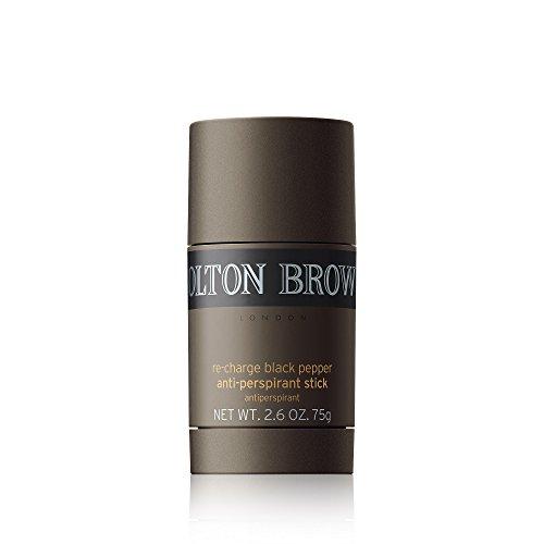 Molton marrón recargar negro pimienta anti-Perspirant Stick 75g