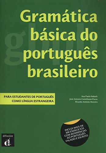 Gramática Básica do Português Brasileiro por Ana Paula Huback