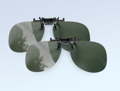 2 STK 3-D Polfilterbrille, zirkular, passiv (0Ëš/0Ëš)