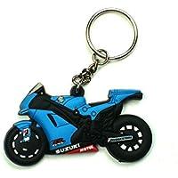 Rizla Suzuki BSB bici MotoGP portachiavi squadra