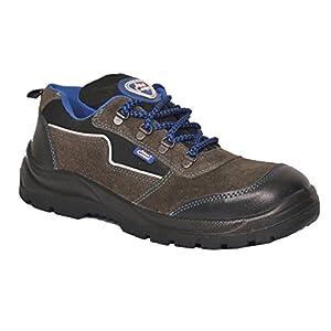 Allen Cooper 1116 Men's Safety Shoe, Gray