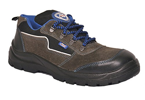 Allen Cooper 1116 Men's Safety Shoe, Gray