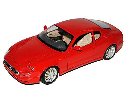 Bburago Maserati 3200 GT Coupe Rot 1998-2001 18-12031 1/18 Modell Auto