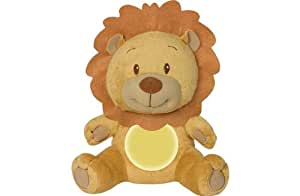 [HSB] Summer Infant Lullaby Soothers Rory the Lion light with Pack of 10 Safety Door Stoppers