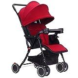 Baby carriage Sistema da Viaggio Portatile con Passeggino Leggero da 3,8 kg,...