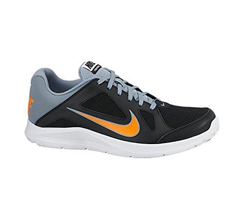 Air Jordan Prime 5 s Basketball-Schuhe [429489-002] Tech Black / Total Orange / Dove Grey / White