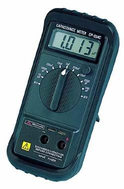Divers Marques - Capacimetre De 200 Pf A 2000 µf + Gaine - 3380209 Pour Outillages