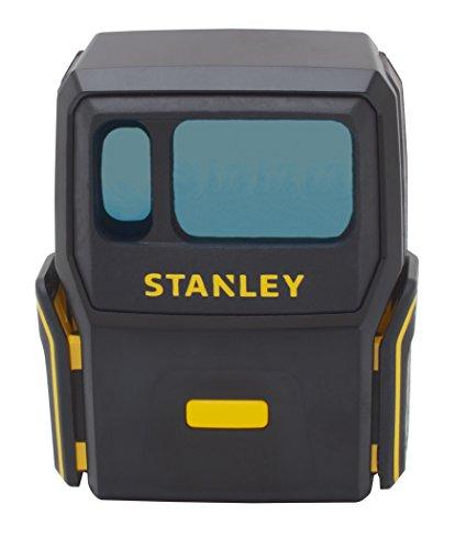 Preisvergleich Produktbild Stanley STHT1-77366 Smart Measure Pro Lasermessgerät, Flächenmessgerät, automatische, schnelle und präzise Flächenberechnung und Materialkalkulation