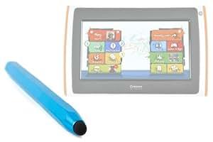 """Stylet tactile bleu pour Oregon Scientific Meep X2 (OP0118-13) tablette tactile enfant 7"""" - forme crayon ergonomique"""