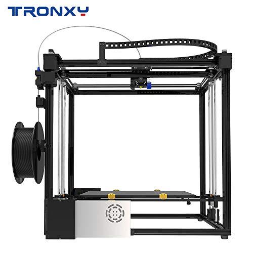TRONXY X5SA-400 3D-Drucker-DIY-Kit Auto-Nivellierfaden-Fadensensor Lebenslauf-Druckwürfel-Vollmetallplatz mit 3,5-Zoll-Touchscreen Große Druckgröße 400 * 400 * 400 - 4