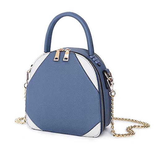 XHCP Handtasche Lady Multi-Funktion PU Leder Freizeit Shopping Schultertasche Mode Diagonal Paket -