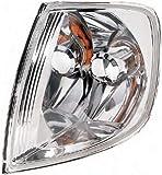 PREMA Blinkleuchte glasklar mit Lampenträger links