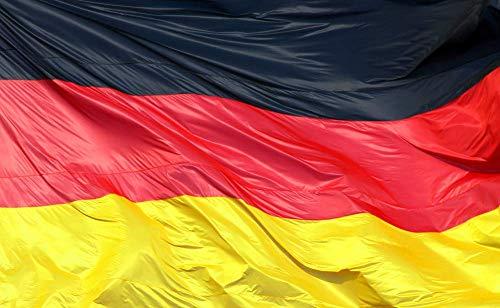 TK Gruppe Timo Klingler Deutschland 90 * 150 cm Flagge Fahne Deutschlandfahne Deutschlandflagge...