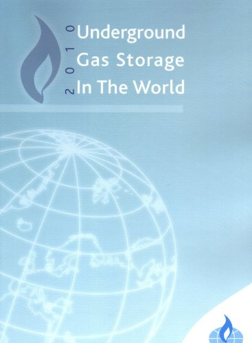 Underground Gas storage in the World 2010